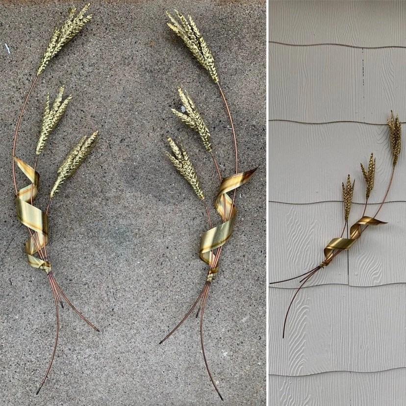 wheat sheaves etsy