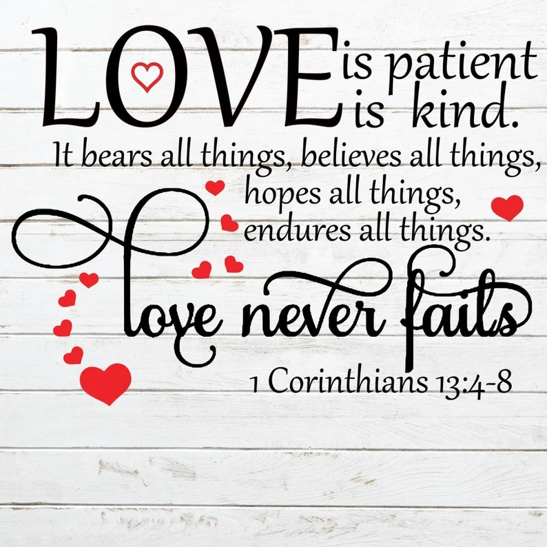 Download LOve Never Fails SVG Jw Gifts Jw songwedding bible verse ...