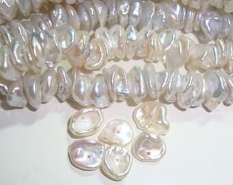 Keshi pearls   Etsy