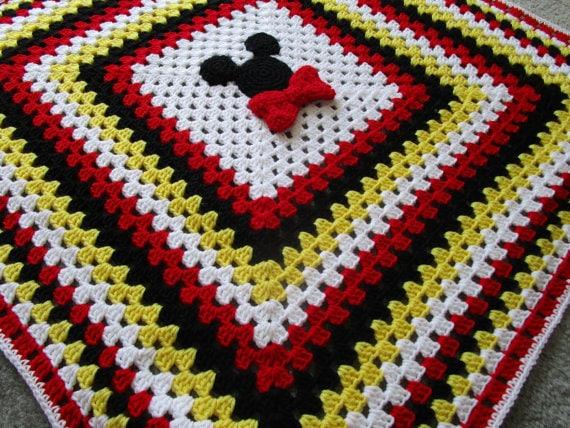 crochet baby blanket throw crochet pillow cover