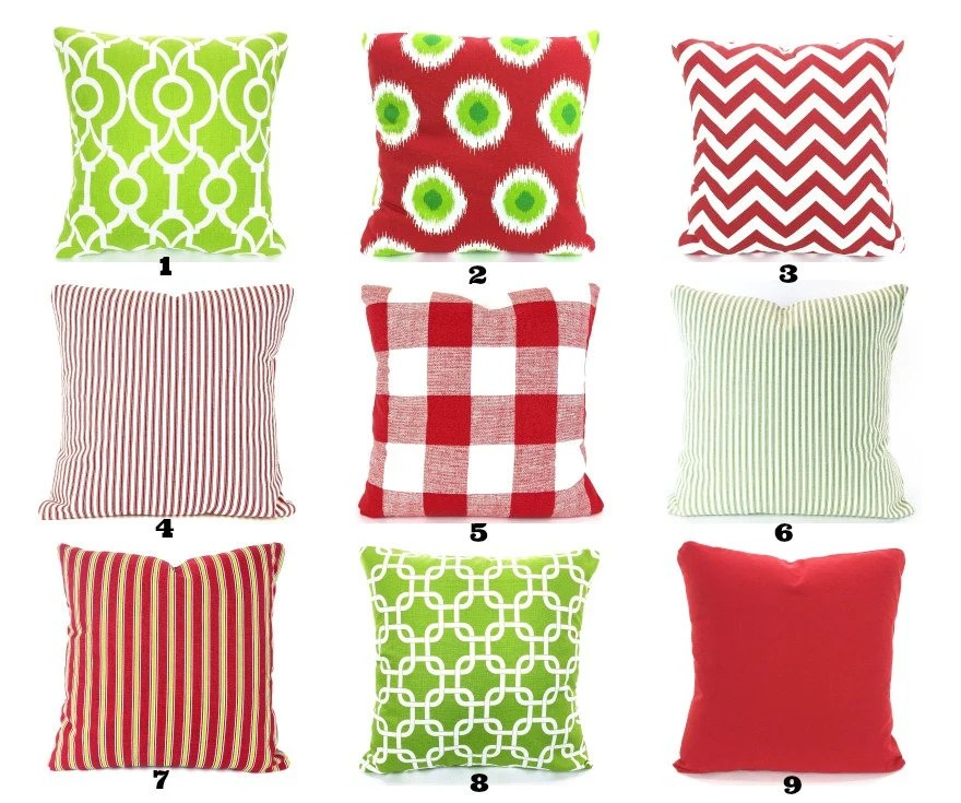 holiday decorative chair covers cover rentals baton rouge christmas throw pillow pillows etsy 50