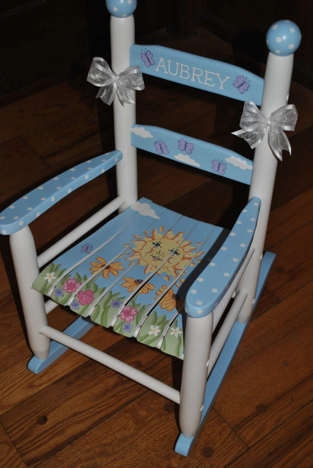 Kids Rocking Chairs Handpainted Rocking Chair Kids Rocking Chairs Rocking Chair Rocker Nursery Furniture Baby Shower Toddler Gift You Are My Sunshine