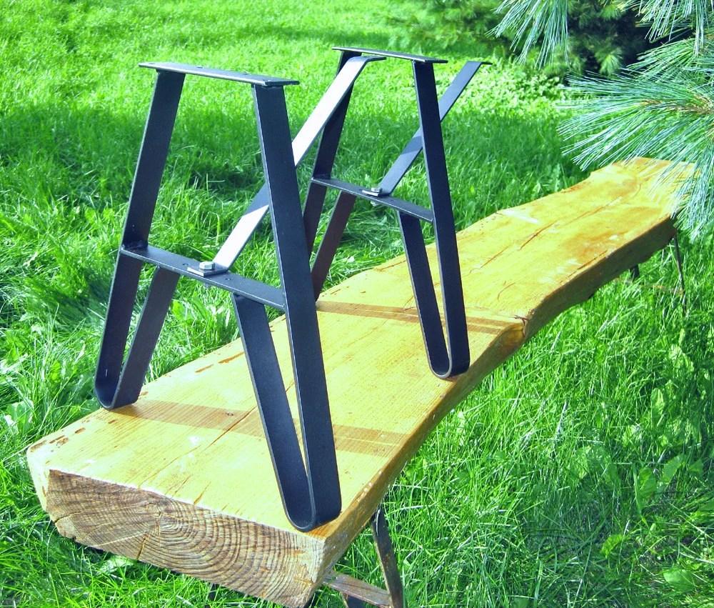 Slab Bench Legs
