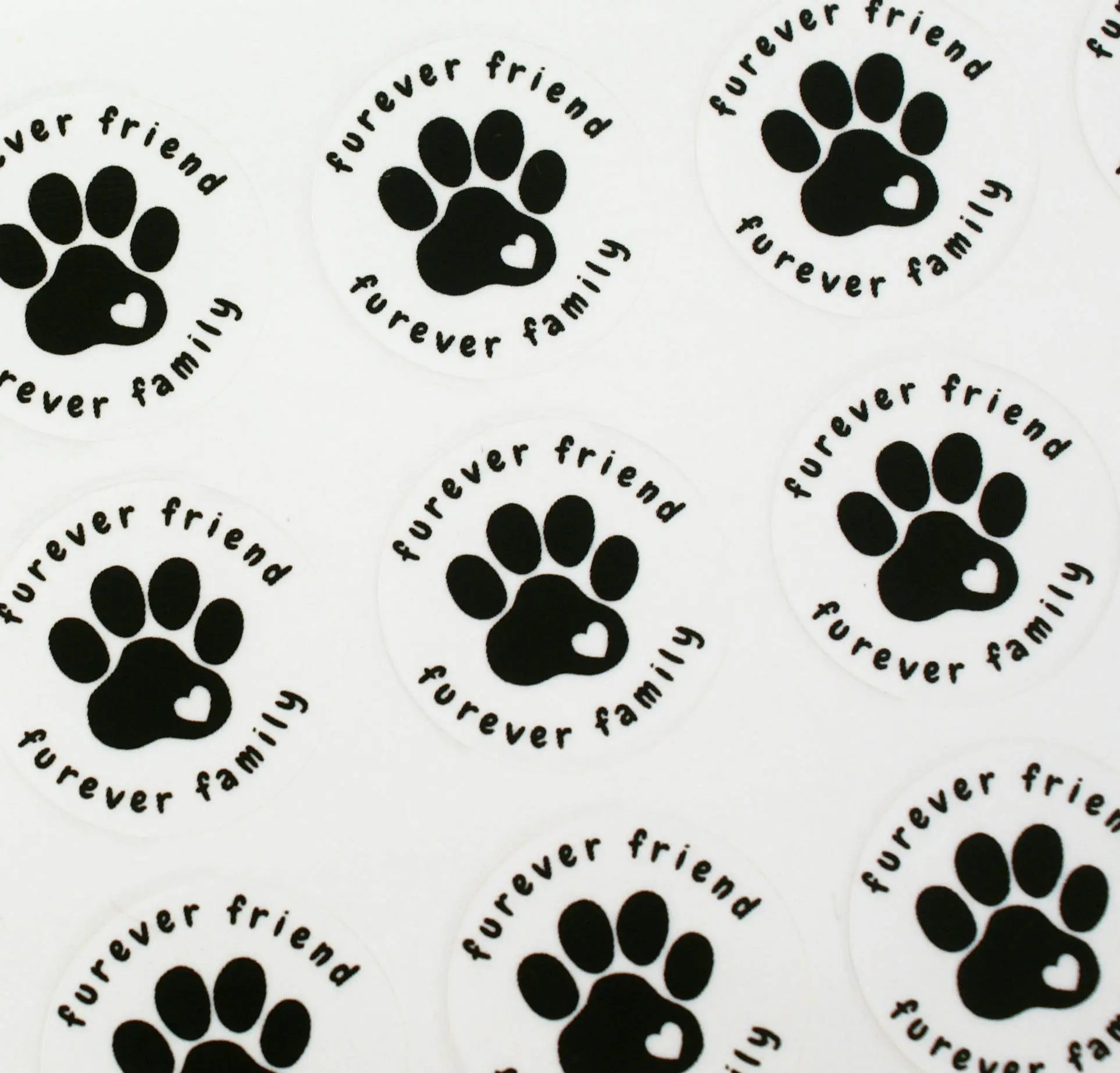 Logo Stamps & stickers. Custom Labels. Gift by kawaiigoodies