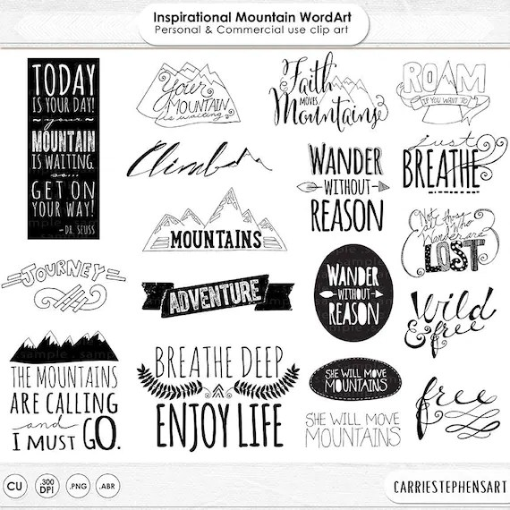 Word Art Quotes