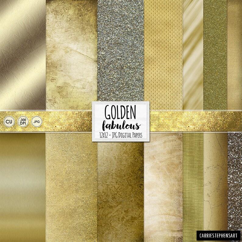 gold foil texture metallic