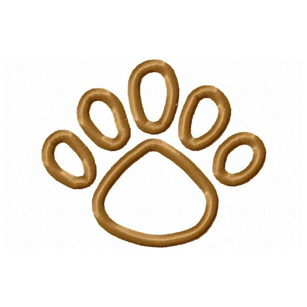 instant download lion paw