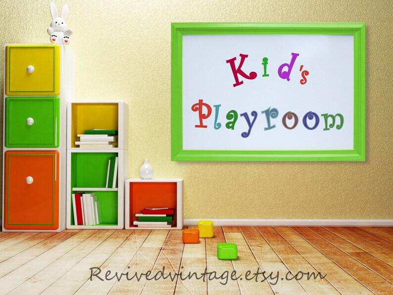 kids magnet board 41