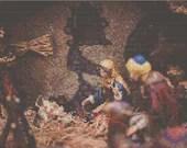 Cross stitch nativity figurine pdf pattern