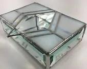 White Diamond Stained Gla...