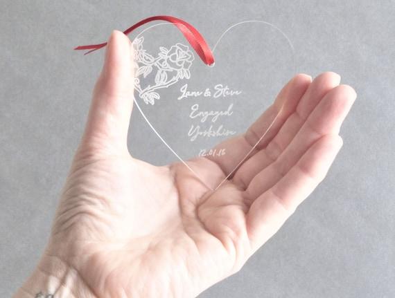 Personalised Love Heart