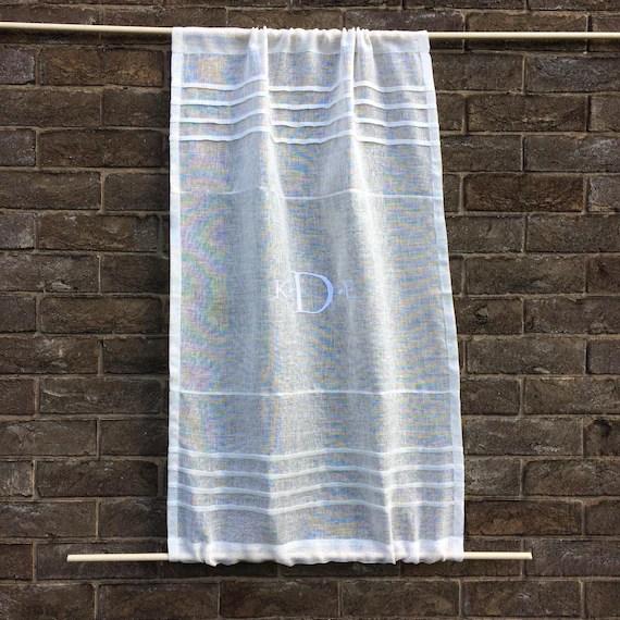 white sheer sidelight curtain 78 length