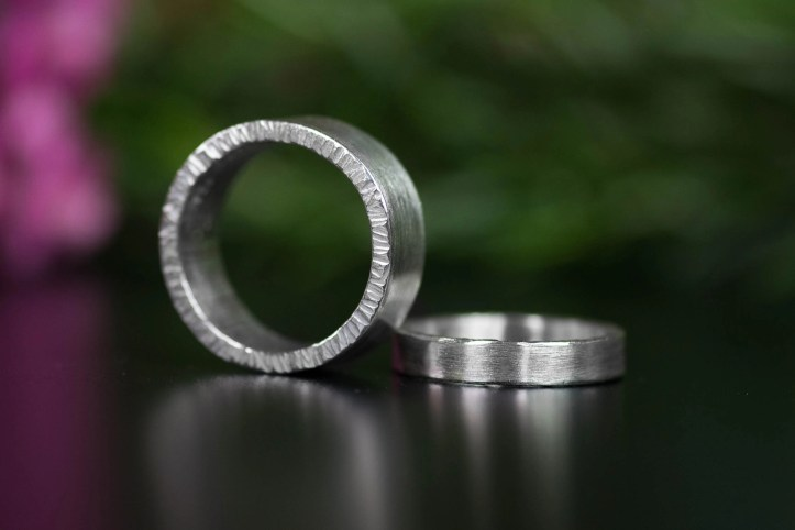 Gender Neutral Wedding Rings
