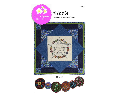 Ripple PDf Wool Penny Pattern