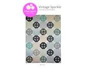 Vintage Sparkle PDF Pattern