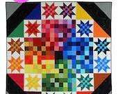 Spectrum Paper Pattern