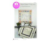 How Great Thou Art PDF Embroidery pattern
