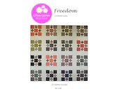 Freedom Paper Quilt Pattern