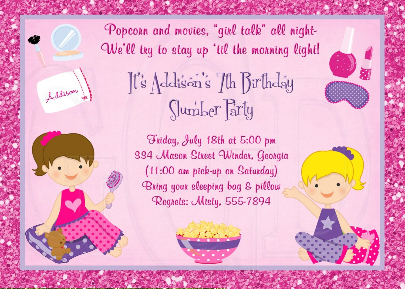 invitation soiree pyjama invitation pyjama party invitation soiree pyjama invitation soiree pyjama girly slumber party d anniversaire soiree