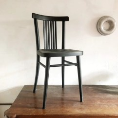 French Cafe Chairs Plastic Table And Bistro Chair Etsy Vintage Black Dining Baumann Style