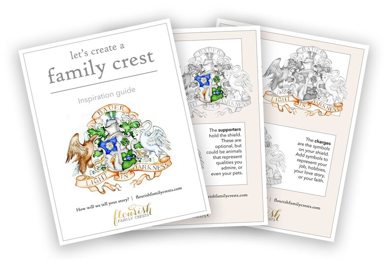 family crest inspiration guide