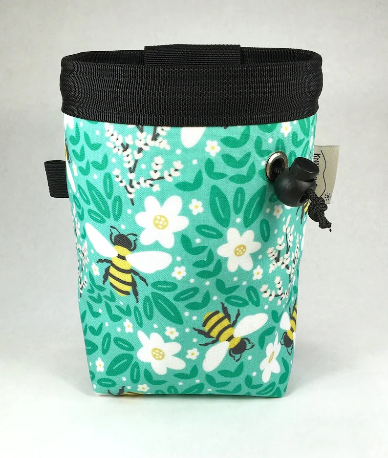 chalk bag bees and
