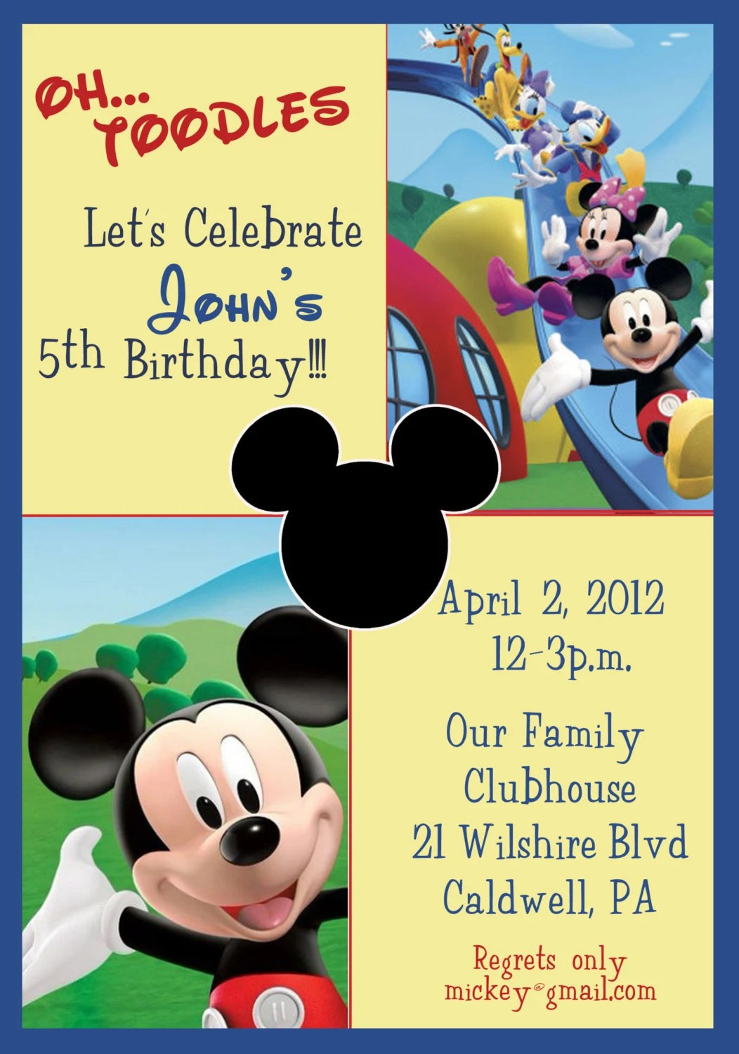 mickey mouse clubhouse birthday invitations mickey mouse party disney birthday invites mickey mouse minnie mouse invite mickey mouse