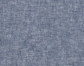 Essex Yarn Dyed Linen Blend - Denim