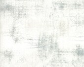 "Moda Grunge by Basic Grey - 108"" wide quilt backing - Fog"