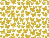 Lotta Jansdotter Fabric - Lilla - Minna in Buttercup