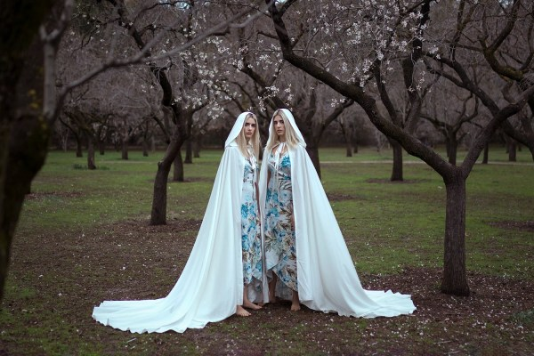Wedding Cape Bridal Cloak Natural White Ivory Satin