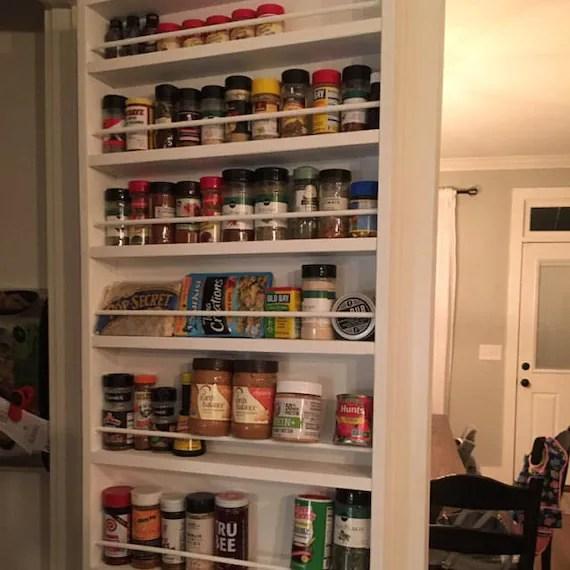 pantry door spice rack door spice rack door mounted spice rack spice rack for door back of door spice rack spice rack