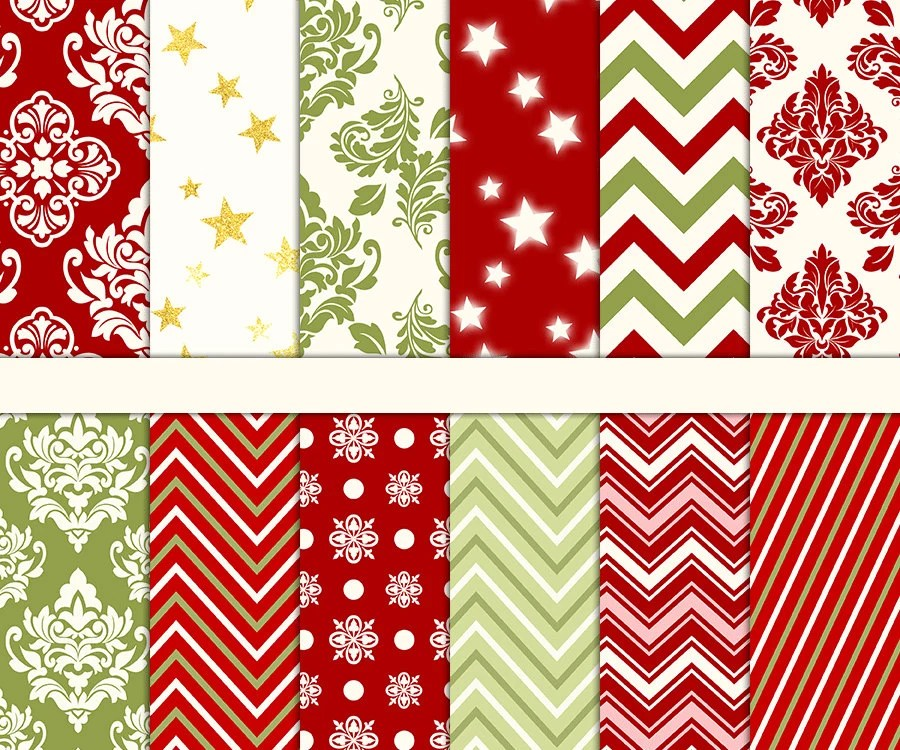 print out christmas paper