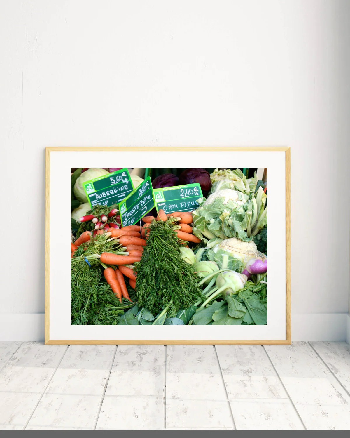Paris Market Photography French Country Decor Farmers Market