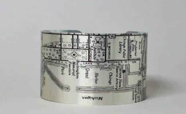 Cuff Bracelet Asheville North Carolina Unique Gift For Men