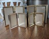 Vintage Brass Picture Fra...