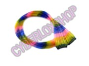 clip-in 12 hair extensions horizontal