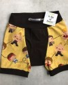 Grey Boxer Briefs Mockup On Clothesline With Roses Etsy