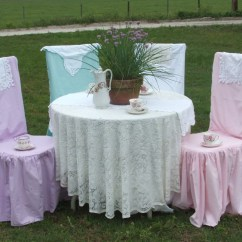 Chair Covers For Rent In Trinidad Anna Slipcover Collection Dining Etsy Ruffled Shabby Chic Cottage Decor Farmhouse Spring