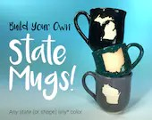 State Mug - Build Your Ow...