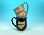 Westerville, Ohio Mug in Various Colors // Handmade Ceramic Mug // Gifts  for Ohioans, Travelers or College Students - READY TO SHIP