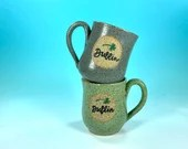 Dublin, Ohio Mug in Various Colors // Handmade Ceramic Mug // Gifts  for Ohioans, Travelers or College Students - READY TO SHIP