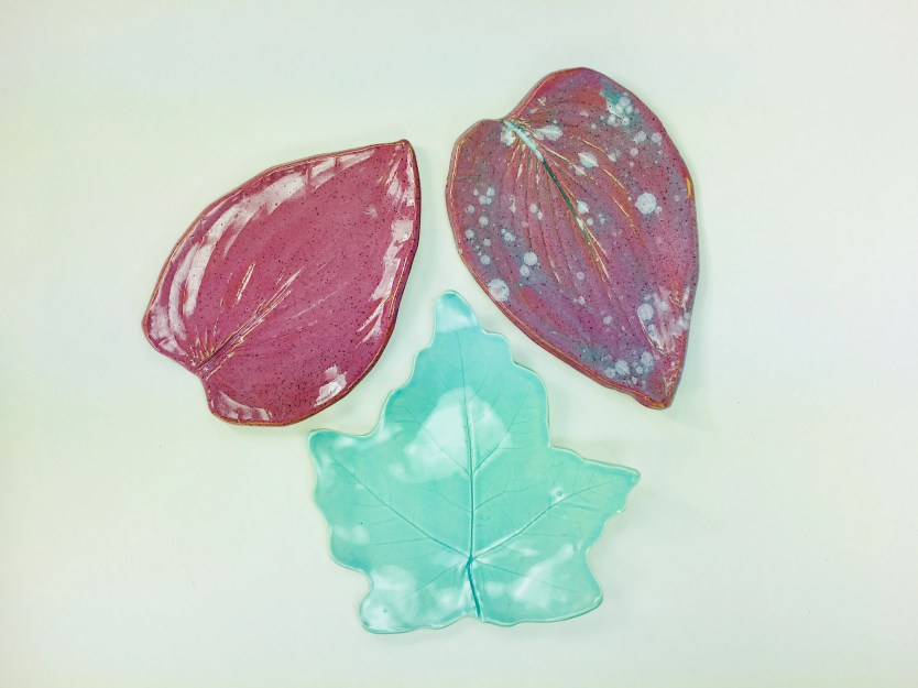X Large Leaf Plate // For...