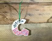 Ornament - G - Ceramic In...