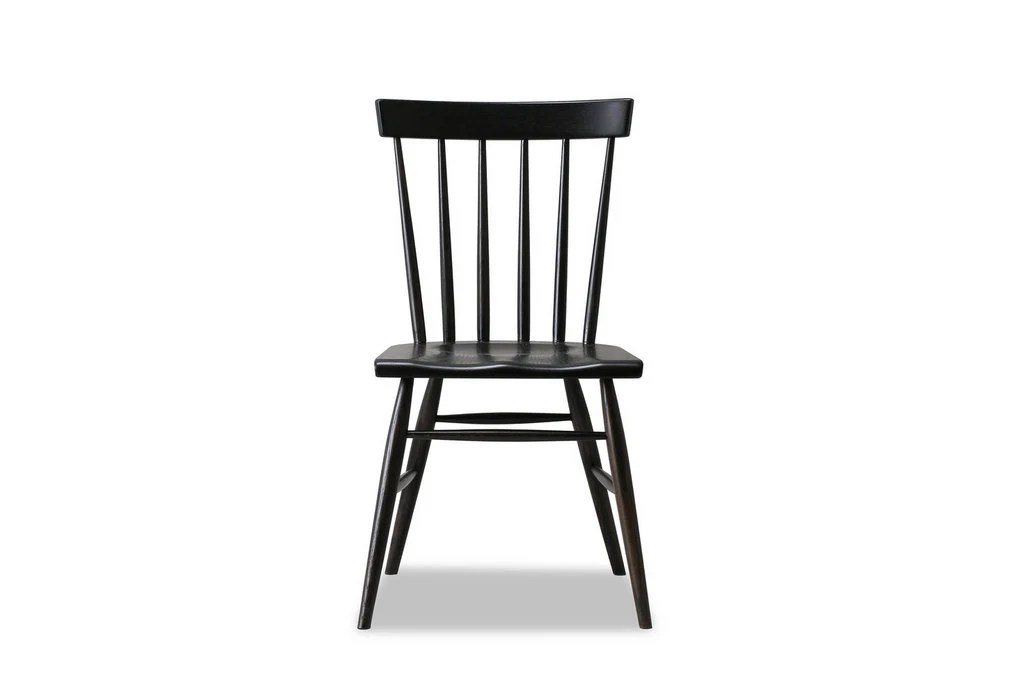 oak windsor chairs wheelchair with pedals chair solid white charcoal black dye etsy 50