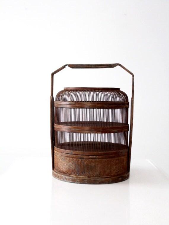 antique chinese basket wedding