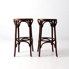 Cafe Chairs Wooden All Weather Adirondack Vintage Bentwood Stools Bar Circa 1950 Etsy Image 0