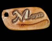 Handmade keychain, Mom ke...