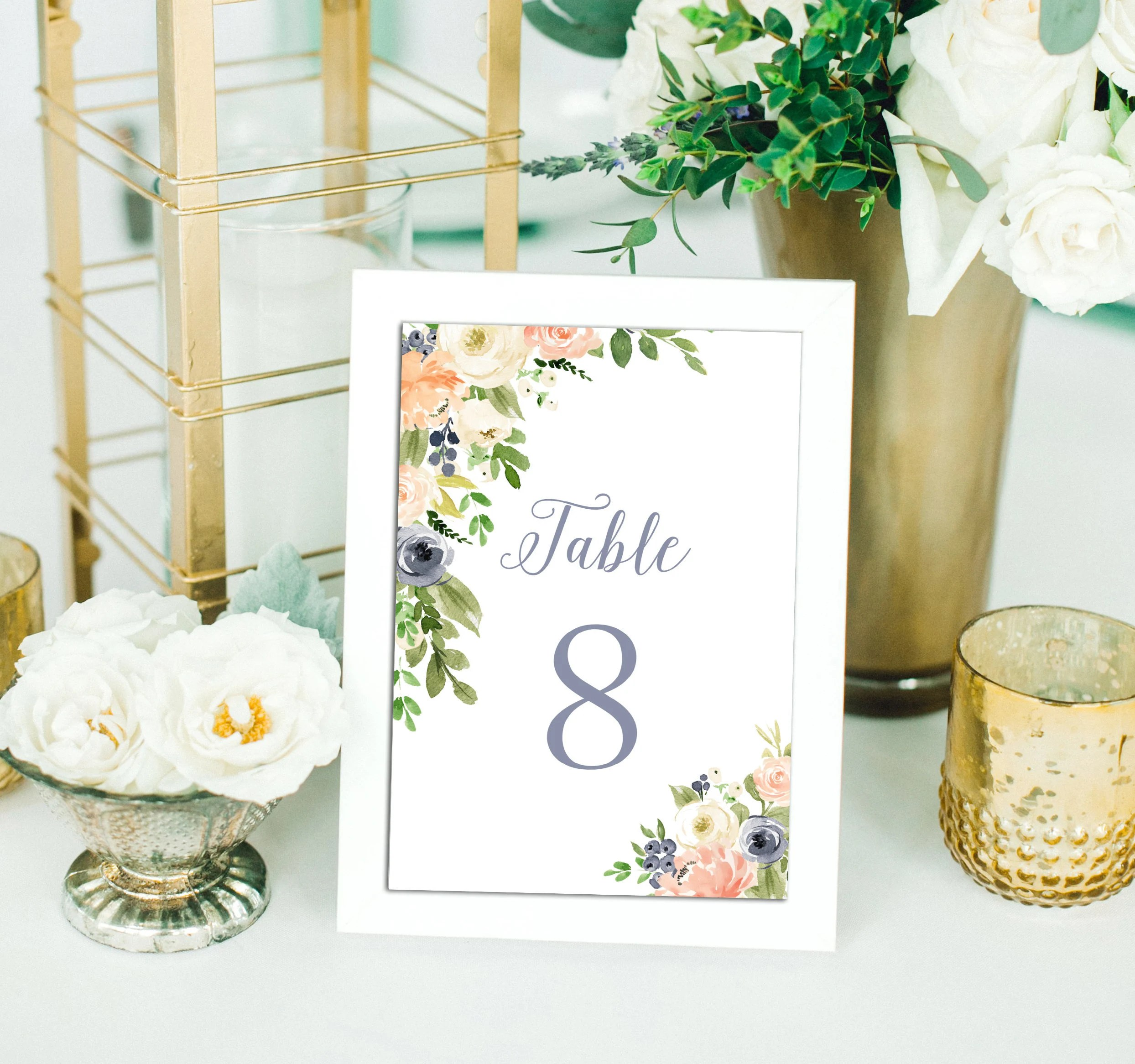 reserved signs for chairs template pressure sore cushions wedding table number printable il 570xn