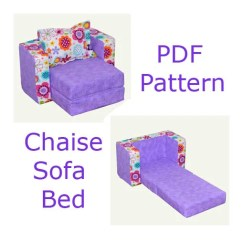 18 Doll Sofa Diy Behind The Storage Table Bed Pattern Etsy Pdf And Tutorial Fits Up To Inch Size